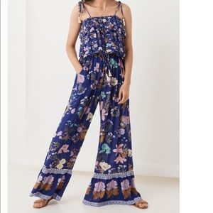 Spell Strappy Pantsuit - NWT - XS